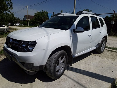 Renault Duster, 2018 год